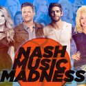 Vote Now: 4 Artists Remain in the 3rd Annual Nash Music Madness Championship—Carrie Vs. Blake, Thomas Rhett Vs. Dolly